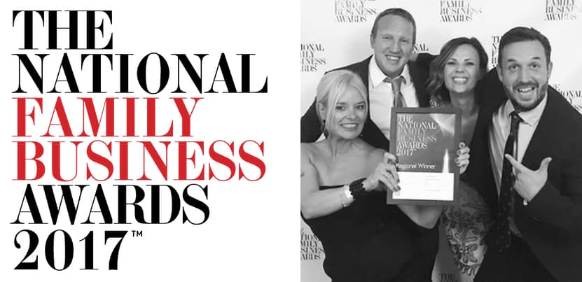 National Family Business Award Winners
