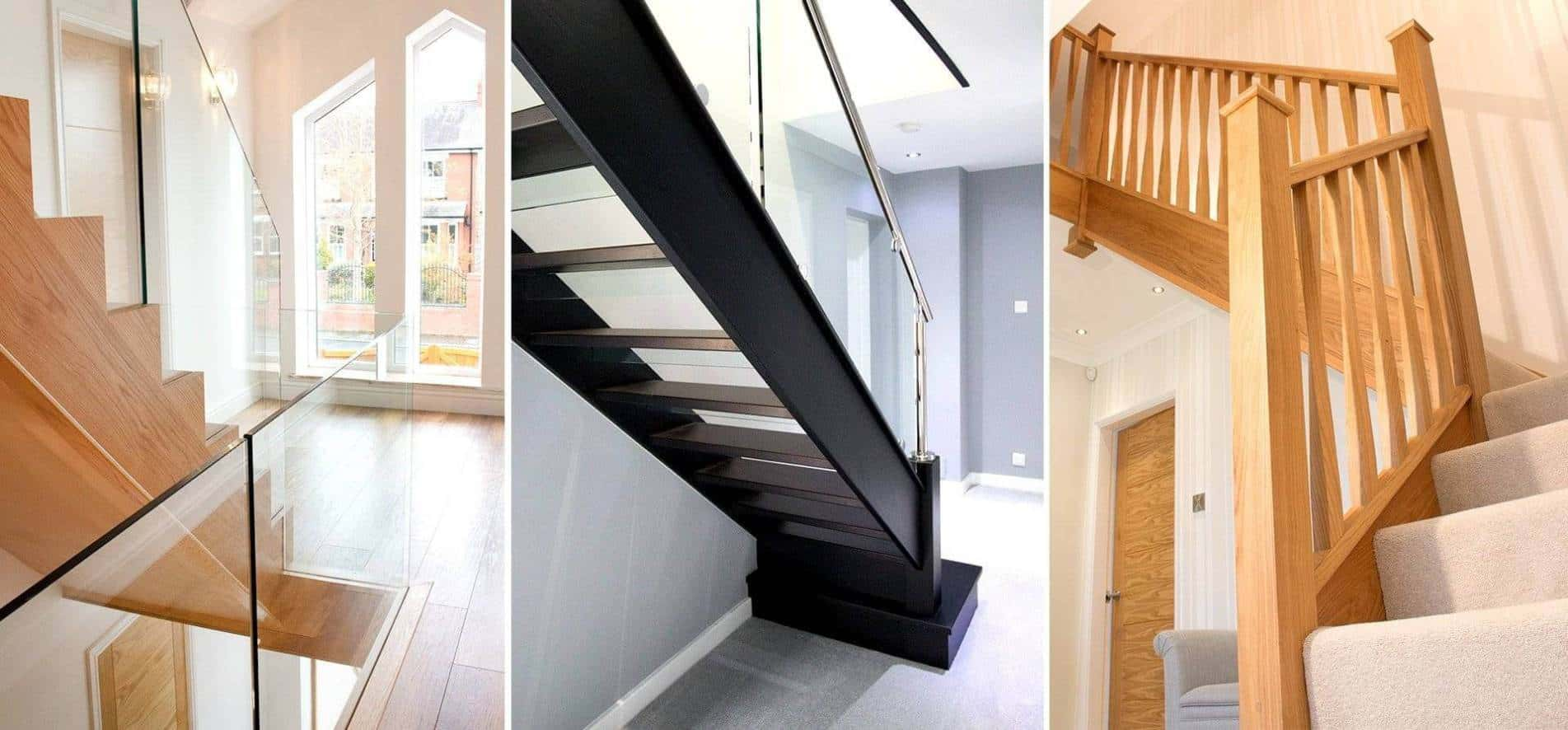 Open Staircase Design Ideas Abbott-Wade