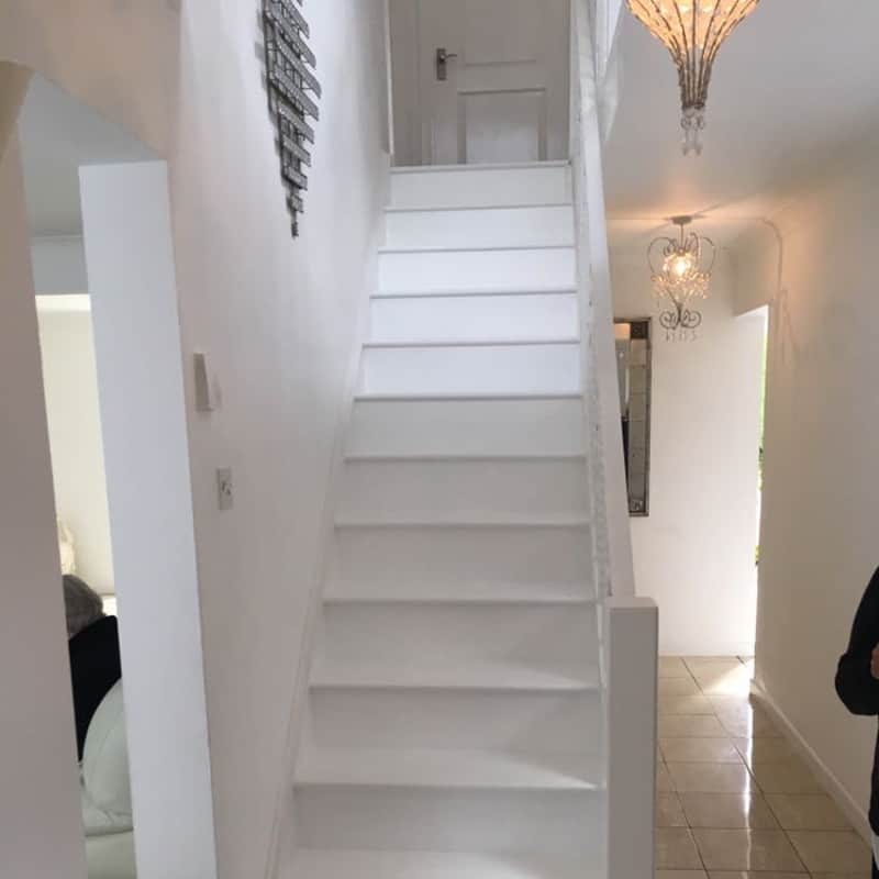 white staircases white and glass staircase abbott wade rh abbottwade co uk black and white wood staircase white wood and glass staircase