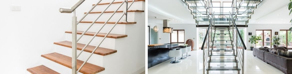 How a steel staircase can transform your home